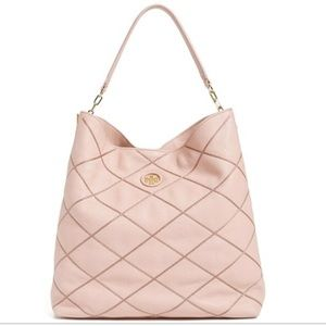 Tory Burch Whipstitched Hobo